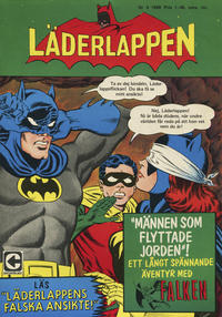 Cover Thumbnail for Läderlappen (Centerförlaget, 1956 series) #4/1968