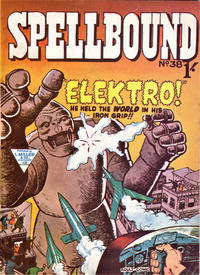 Cover Thumbnail for Spellbound (L. Miller & Son, 1960 ? series) #38