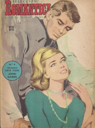 Cover for Romantica (Ibero Mundial de ediciones, 1961 series) #4