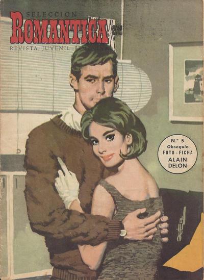 Cover for Romantica (Ibero Mundial de ediciones, 1961 series) #5