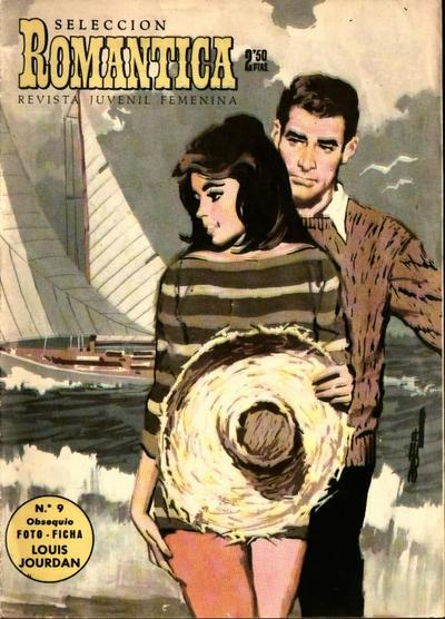 Cover for Romantica (Ibero Mundial de ediciones, 1961 series) #9