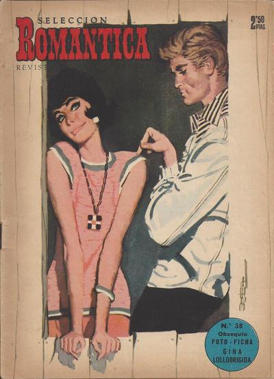 Cover for Romantica (Ibero Mundial de ediciones, 1961 series) #38
