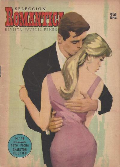 Cover for Romantica (Ibero Mundial de ediciones, 1961 series) #18