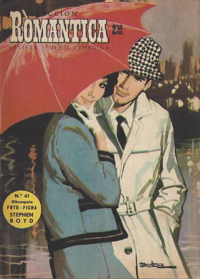 Cover for Romantica (Ibero Mundial de ediciones, 1961 series) #61