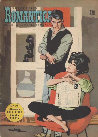 Cover for Romantica (Ibero Mundial de ediciones, 1961 series) #75