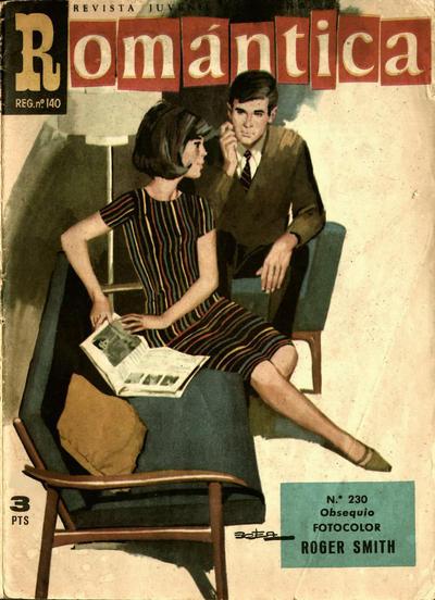 Cover for Romantica (Ibero Mundial de ediciones, 1961 series) #230