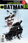 Cover for Batman (DC, 1940 series) #596