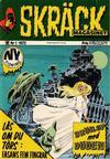 Cover for Skräckmagasinet (Williams Förlags AB, 1972 series) #1/1972