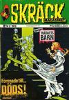 Cover for Skräckmagasinet (Williams Förlags AB, 1972 series) #2/1973