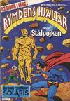 Cover for Rymdens hjältar (Semic, 1980 series) #2/1980