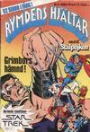 Cover for Rymdens hjältar (Semic, 1980 series) #3/1980