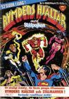 Cover for Rymdens hjältar (Semic, 1980 series) #5/1980