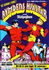 Cover for Rymdens hjältar (Semic, 1980 series) #6/1980