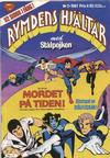 Cover for Rymdens hjältar (Semic, 1980 series) #2/1981