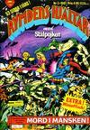 Cover for Rymdens hjältar (Semic, 1980 series) #3/1981
