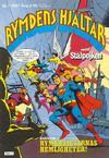 Cover for Rymdens hjältar (Semic, 1980 series) #7/1981
