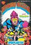 Cover for Rymdens hjältar (Semic, 1980 series) #8/1981