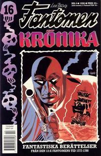 Cover Thumbnail for Fantomen-krönika (Semic, 1993 series) #16
