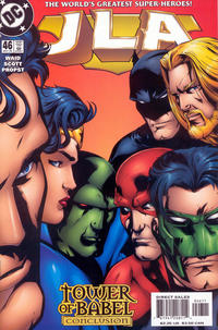 Cover Thumbnail for JLA (DC, 1997 series) #46