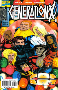 Cover Thumbnail for Generation X (Marvel, 1994 series) #37 [Direct Edition]