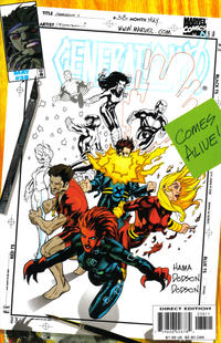 Cover Thumbnail for Generation X (Marvel, 1994 series) #38 [Direct Edition]