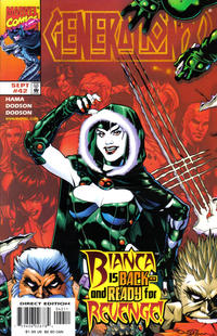 Cover Thumbnail for Generation X (Marvel, 1994 series) #42 [Direct Edition]