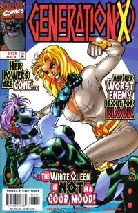 Cover Thumbnail for Generation X (Marvel, 1994 series) #43 [Direct Edition]