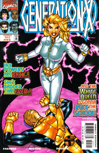 Cover Thumbnail for Generation X (Marvel, 1994 series) #45 [Direct Edition]
