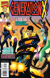 Cover Thumbnail for Generation X (Marvel, 1994 series) #47 [Direct Edition]