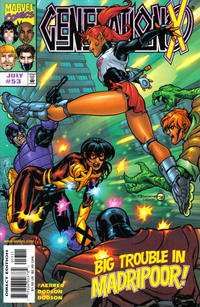 Cover Thumbnail for Generation X (Marvel, 1994 series) #53 [Direct Edition]