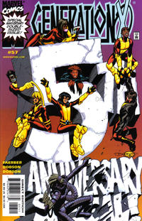 Cover Thumbnail for Generation X (Marvel, 1994 series) #57 [Direct Edition]