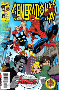 Cover Thumbnail for Generation X (Marvel, 1994 series) #59 [Direct Edition]