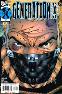 Cover Thumbnail for Generation X (Marvel, 1994 series) #73 [Direct Edition]
