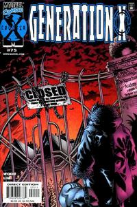 Cover Thumbnail for Generation X (Marvel, 1994 series) #75 [Direct Edition]