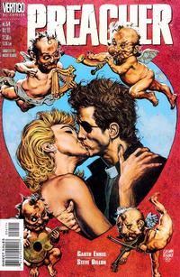 Cover for Preacher (DC, 1995 series) #54