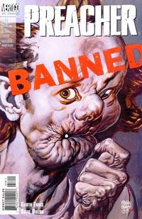 Cover Thumbnail for Preacher (DC, 1995 series) #58