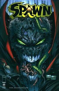 Cover Thumbnail for Spawn (Image, 1992 series) #89