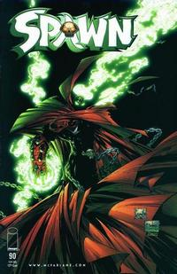 Cover Thumbnail for Spawn (Image, 1992 series) #90