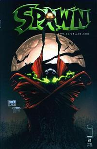 Cover Thumbnail for Spawn (Image, 1992 series) #91