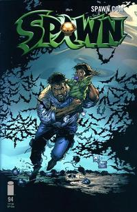 Cover Thumbnail for Spawn (Image, 1992 series) #94