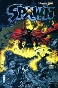 Cover Thumbnail for Spawn (Image, 1992 series) #99