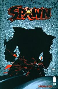 Cover Thumbnail for Spawn (Image, 1992 series) #104