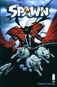 Cover Thumbnail for Spawn (Image, 1992 series) #105