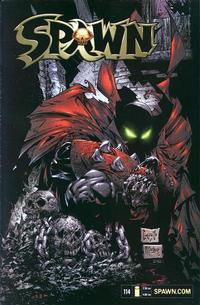 Cover Thumbnail for Spawn (Image, 1992 series) #114