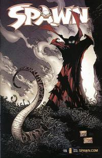 Cover Thumbnail for Spawn (Image, 1992 series) #115