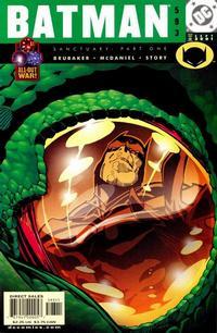 Cover Thumbnail for Batman (DC, 1940 series) #593
