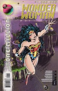 Cover for Wonder Woman (DC, 1987 series) #1,000,000 [Direct-Sales]
