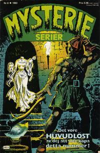 Cover Thumbnail for Mysterieserier (Semic, 1983 series) #6/1983