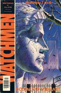 Cover Thumbnail for Watchmen (Semic, 1987 series) #1/1987