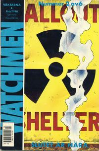 Cover Thumbnail for Watchmen (Semic, 1987 series) #2/1987